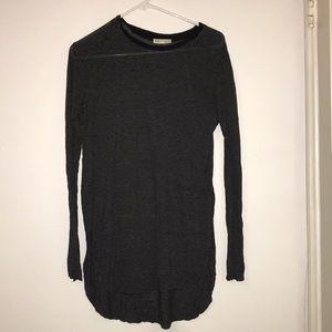 Black Zara long sleeve
